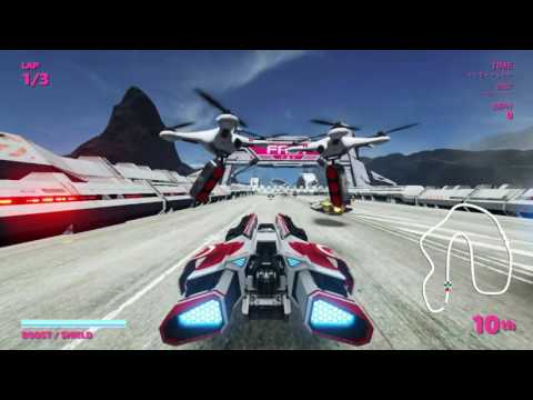 FAST RMX Hero Mode (twitch stream)