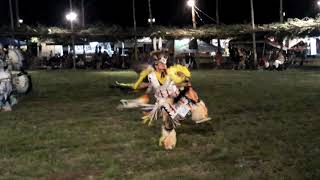 TAOS PUEBLO POW WOW 2019 DAY 1  - Friday Evening - Men's Grass Dance