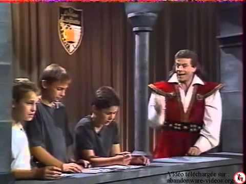 Le chevalier du labyrinthe émission 2 1990