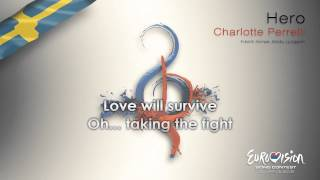 "Charlotte Perrelli - ""Hero"" (Sweden) - [Instrumental version]"