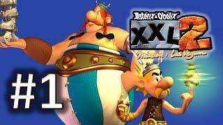 Astérix & Obélix XXL 2 : Mission Las Vegum - Épisode #1 :