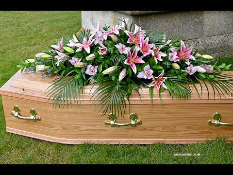 Floral Tributes- Funeral Wreaths -Coffin Displays