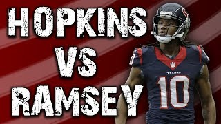 The Film Room Ep. 32: DeAndre Hopkins battles Jalen Ramsey