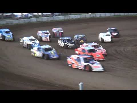 IMCA Sport Mod Season Championship feature Independence Motor Speedway 8/24/19