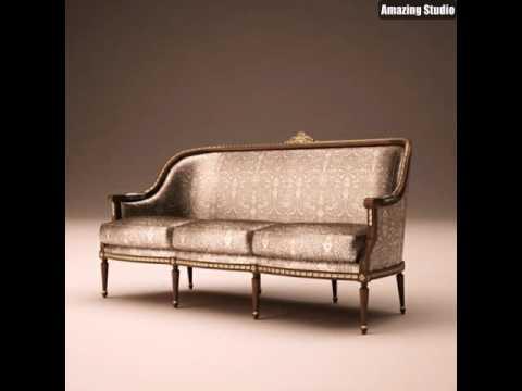 Italienische Designermöbel Von Angelo Cappellini Elegantes Sofa