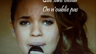 """ Pas toi "" Interprété par Rubby Battery ( The Voice ) Paroles"