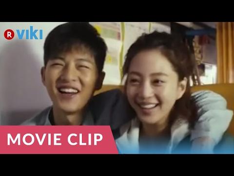 Penny Pinchers   Song Joong Ki & Han Ye Seul Blood Donation Bonding [Eng Sub]