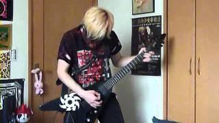 睡のギターをコピーしました。