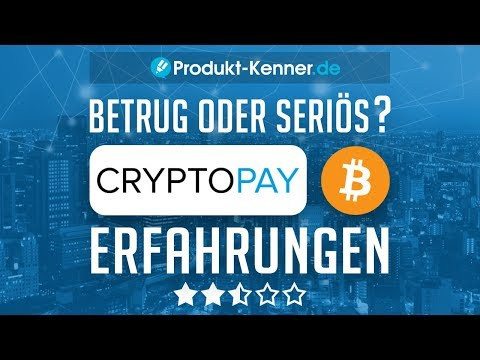 [FAZIT] Cryptopay Erfahrungen + Review   E-Wallet im TEST! Sicher oder Betrug?