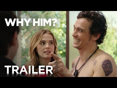 Why Him?   Official Trailer 2   Fox Star India   3rd February, 2017