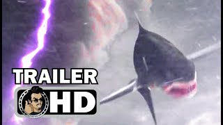SHARKNADO 5: GLOBAL SWARMING Official Trailer #2 (2017) Action Comedy Movie HD streaming