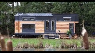 This Ultra Modern Tiny House Will Blow Your Mind, 5 Luxury Tiny House On Wheel Blow Your Mind