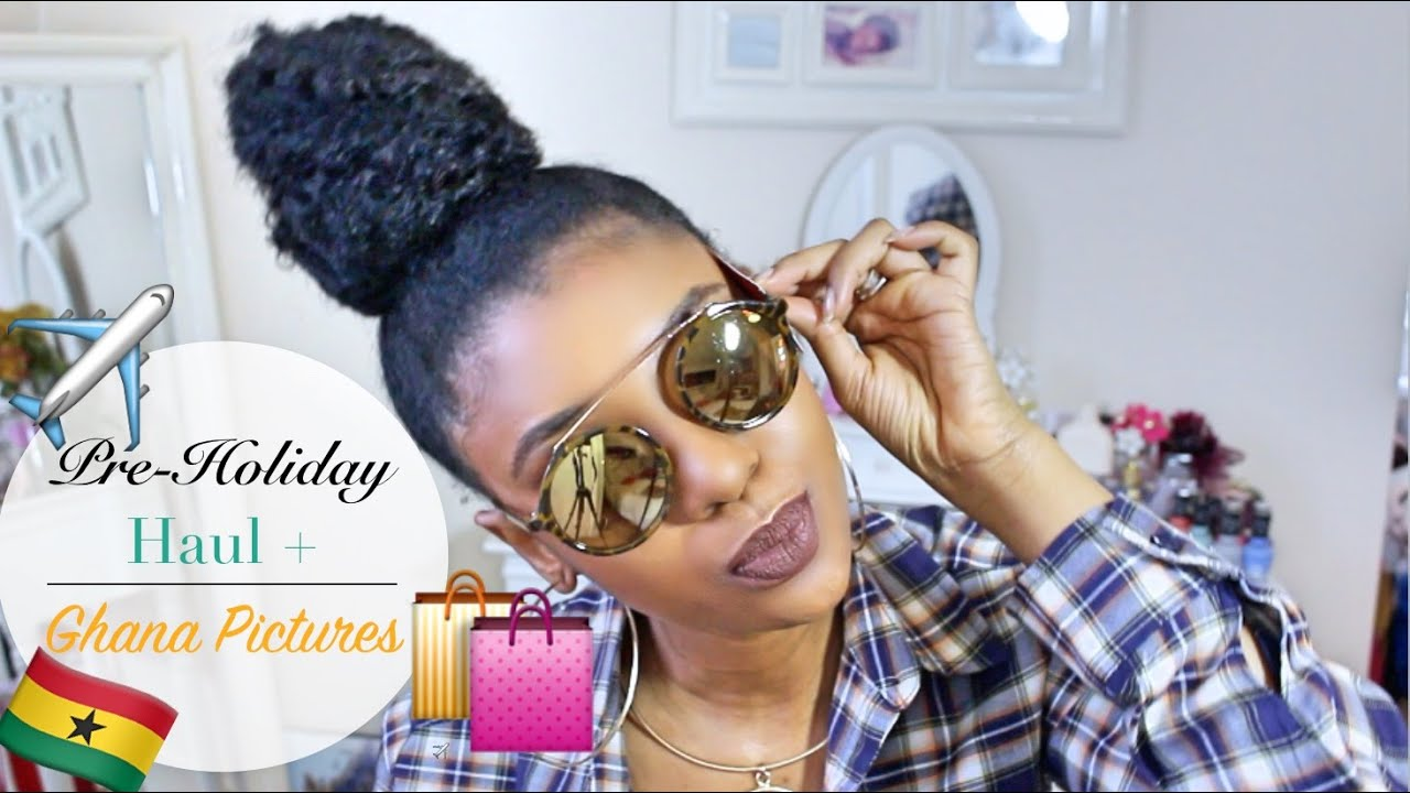 28aa8288cc Holiday Fashion Haul + Ghana Pictures - YouTube