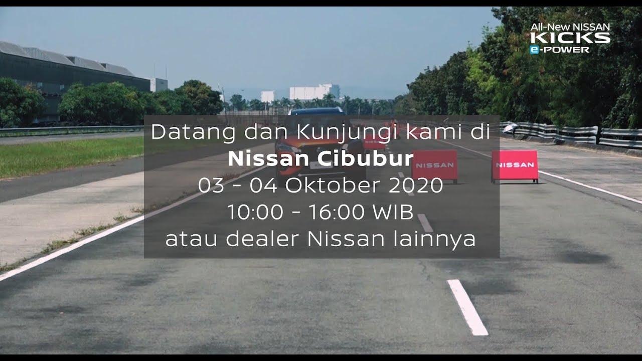 Test Drive Roadshow Nissan Cibubur All-New Nissan Kicks e-POWER