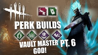 VAULT MASTER GOD! PT. 6 | Dead By Daylight MICHAEL MYERS PERK …