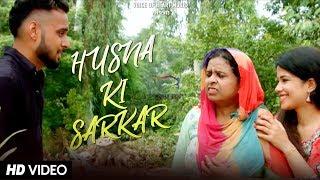 Husna Ki Sarkar   Ojasvi Sharma, Tanya Gandhi, Binder Danoda   Latest Haryanvi Songs Haryanavi 2017