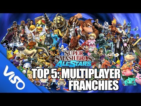 Top 5: Multiplayer Franchises
