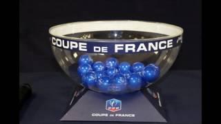 Tirage au sort Demi-Finale Coupe de France 2017