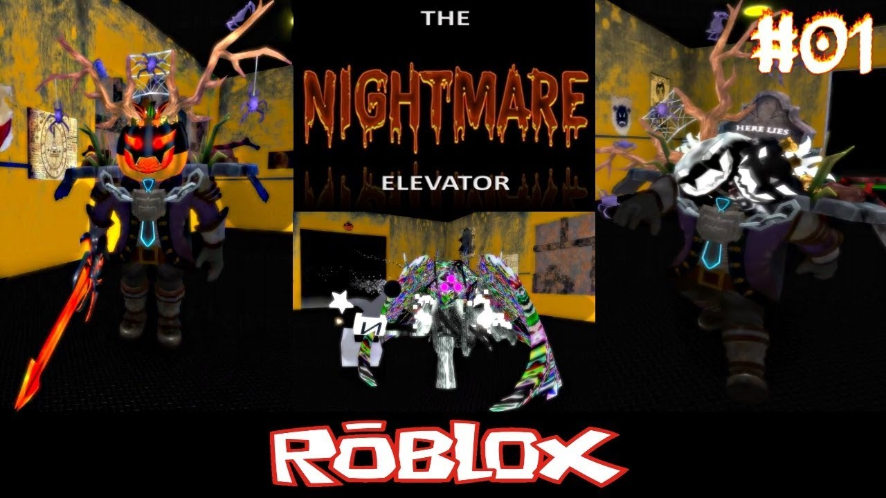 The Nightmare Elevator By Bigpower1017 Roblox Youtube - The Nightmare Elevator Part 1 By Bigpower1017 Roblox Youtube