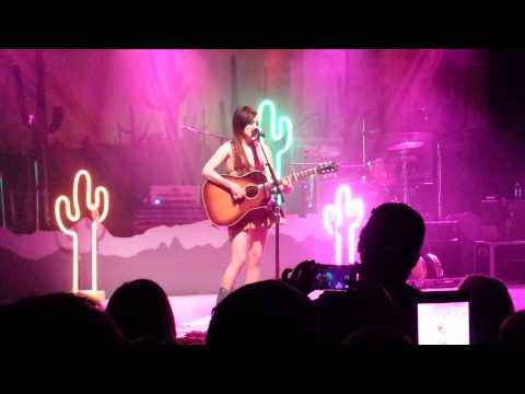 Kacey Musgraves - Cup Of Tea - Madison, WI 2/19/15