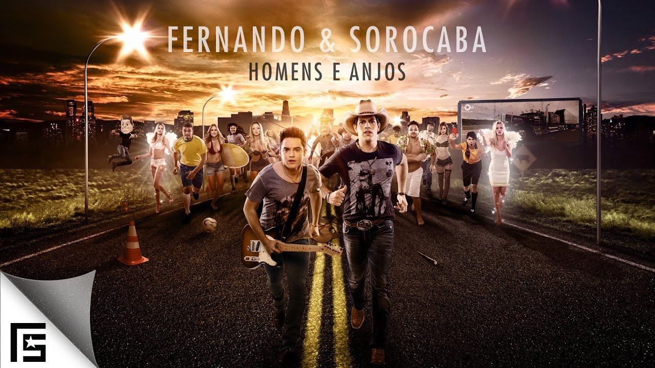 ANJOS BAIXAR CD HOMENS FERNANDO E SOROCABA E NOVO