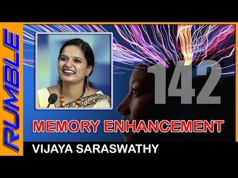 Instant memory enhancement technique demonstration - Vijaya Saraswathy