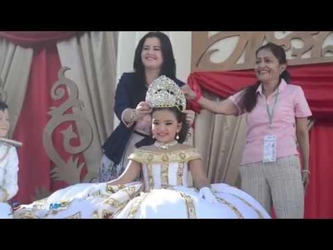 CARNAVAL GUAMUCHIL 2015 @ CORONACION  REINAS INFANTILES