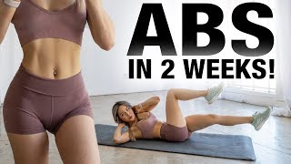 Get Abs in 2 WEEKS | Abs Workout Challenge screenshot 4