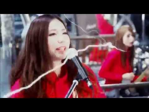 SCANDAL 「OVER DRIVE」 ‐Music Video