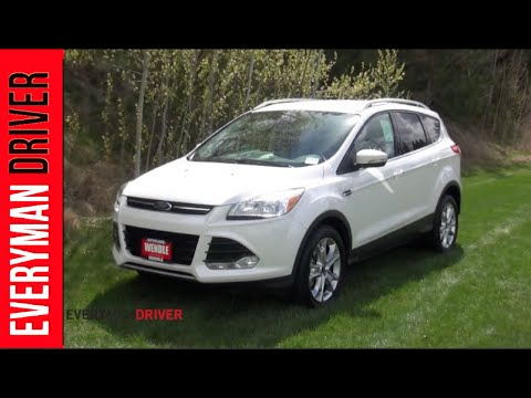 Here's the 2014 Ford Escape on Everyman Driver