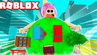 I AM A GIANT BALL AND ROMPO ROBLOX!! 💥
