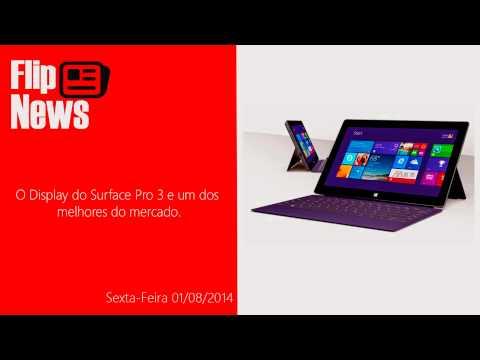 Flip News #1 HTC One M8, LG SlidePad e mais