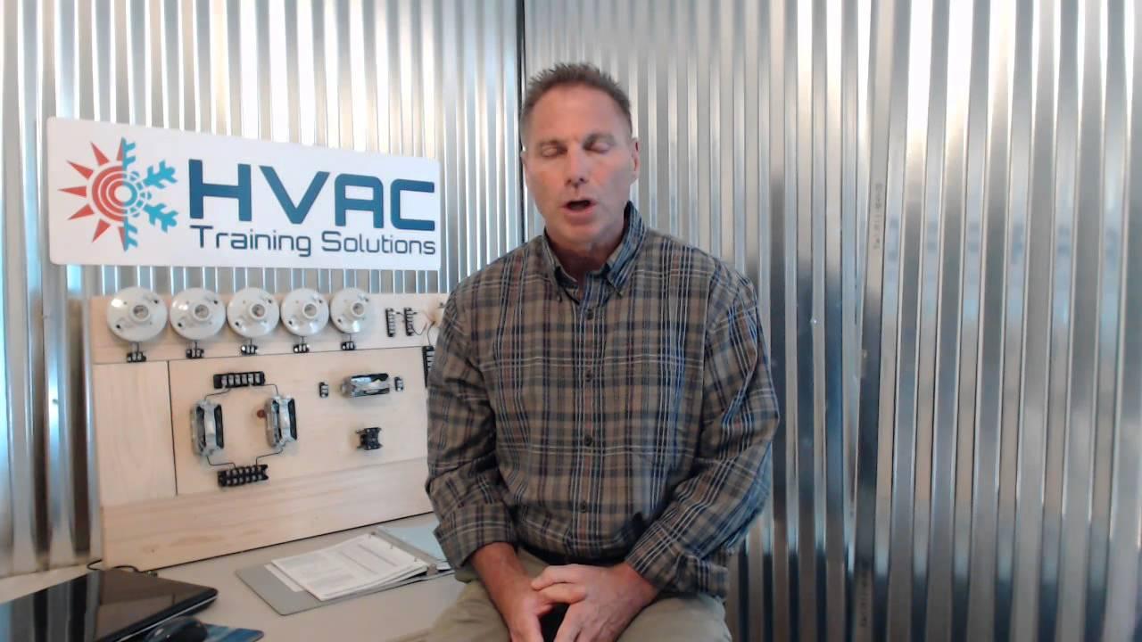 Hvac Training - Become An Hvac Technician