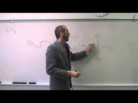 Repeat Icl Lewis Structure How To Draw The Lewis Structure