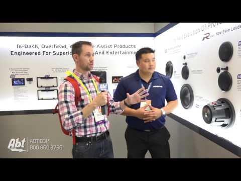 CES 2017 - Alpine R-Series Overview