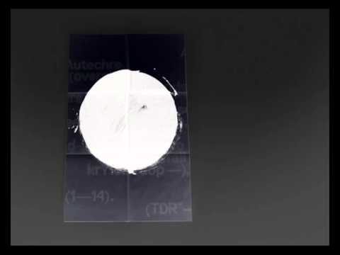 """Autechre - See On See (Stereo Difference) from """"Oversteps"""""""