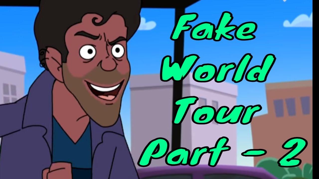 Chimpoo Simpoo Episode 42 Fake World Tour Part 2 Funny Hindi