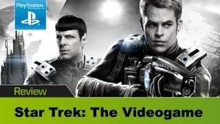 Star Trek PS3 review & gameplay