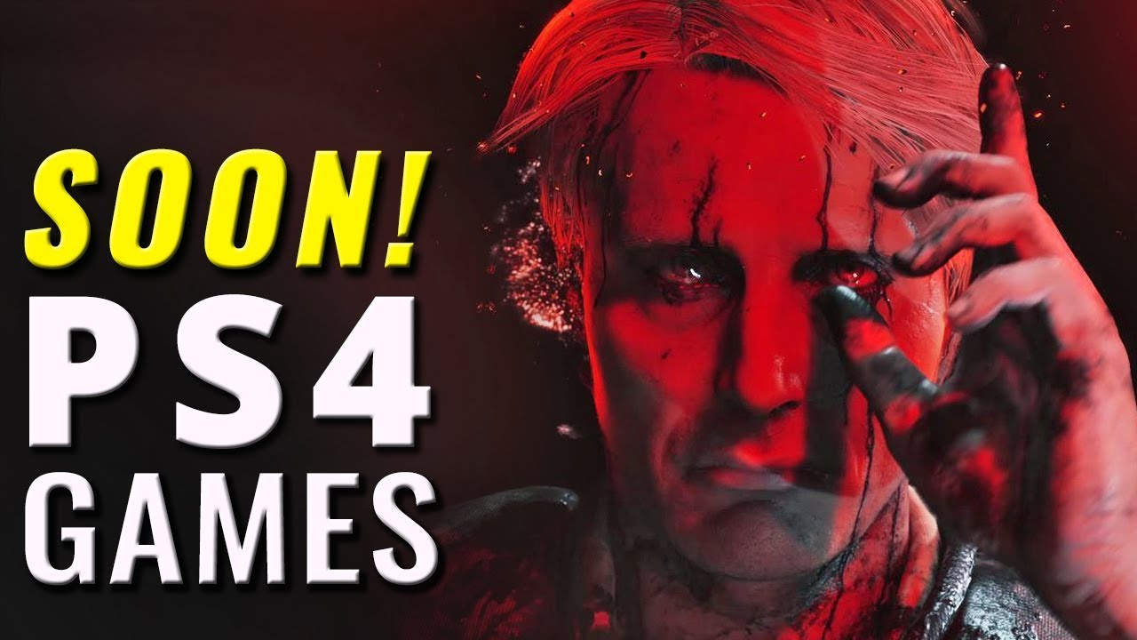 Top 44 Upcoming PS4 Games for 2018, 2019 & Beyond - YouTube Ps3 Games List 2019
