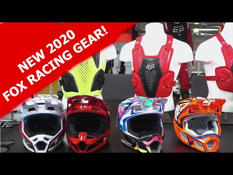 Product Spotlight | 2020 Fox MX Gear