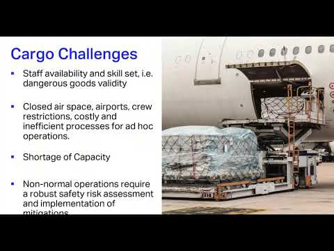 Cargo Border Management Webinar