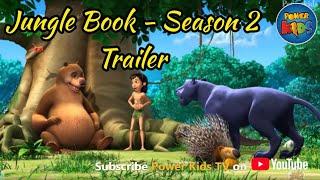 El Libro De La Selva Temporada 2 Trailer