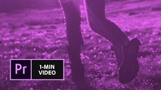 How to Make a VHS Glitch in Premiere Pro | Adobe Creative Cloud