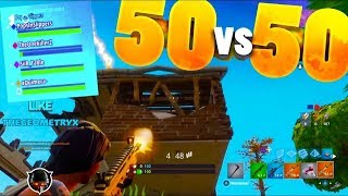 1V50(GOING WHERE ENEMY TEAM LAND)(FUNNY MOMENTS)