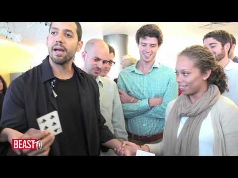 121006 - David Blaine - Tricks on the Beast