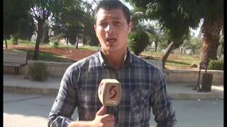 2016-08-28 13:31 UTC - News feed (Al Ikhbaria TV, Syria)