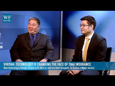Viriyah: Technology is changing the face of Thai insurance | World Finance