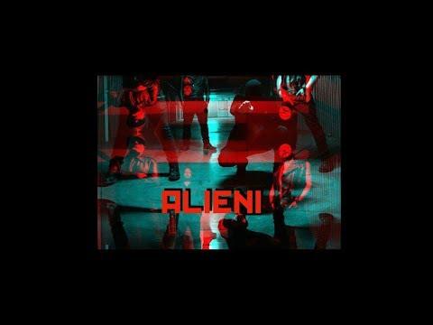 ALIENI - Rosa Nera -  Piu' Giu' - Nightmare Hall - Fanfulla-21-04-2018
