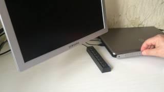 Включить ноутбук не открывая крышки
