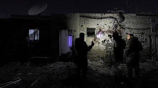 Взрывы в Дамаске и его окрестностях  теракт и обстрел военного аэродрома